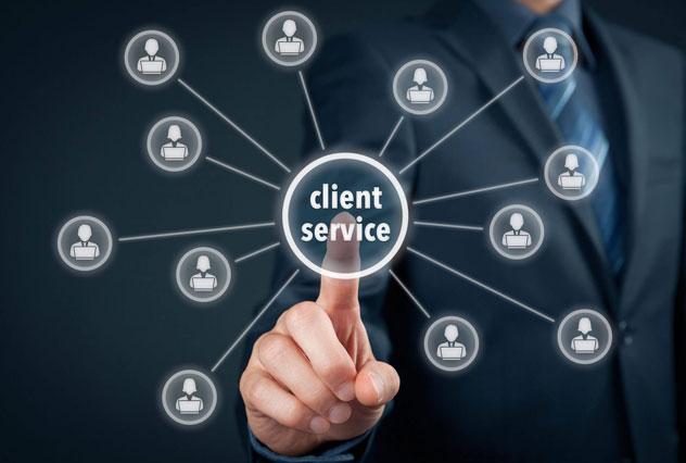 Field Service Client Service